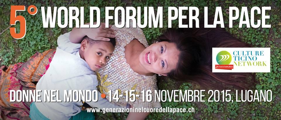 World forum per la pace 2015